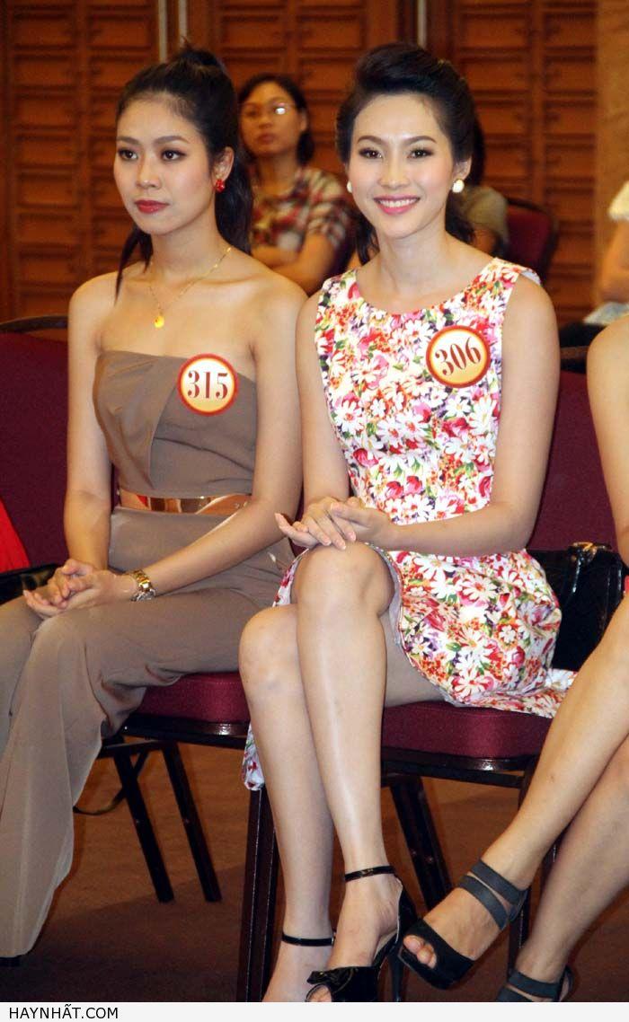 Hình Ảnh Đẹp Nhất Của Hoa Hậu Việt Nam 2012 19