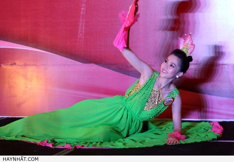 Hình Ảnh Đẹp Nhất Của Hoa Hậu Việt Nam 2012 21