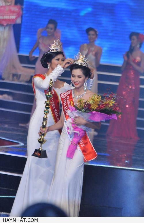 Hình Ảnh Đẹp Nhất Của Hoa Hậu Việt Nam 2012 23