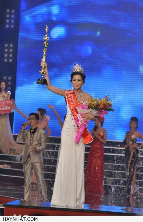 Hình Ảnh Đẹp Nhất Của Hoa Hậu Việt Nam 2012 24