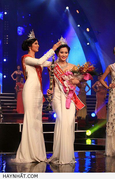 Hình Ảnh Đẹp Nhất Của Hoa Hậu Việt Nam 2012 26