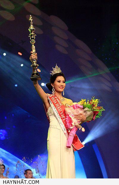 Hình Ảnh Đẹp Nhất Của Hoa Hậu Việt Nam 2012 27