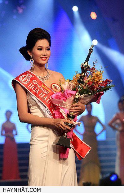 Hình Ảnh Đẹp Nhất Của Hoa Hậu Việt Nam 2012 28