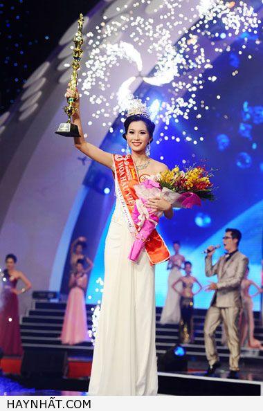 Hình Ảnh Đẹp Nhất Của Hoa Hậu Việt Nam 2012 29