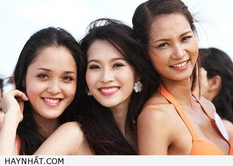 Hình Ảnh Đẹp Nhất Của Hoa Hậu Việt Nam 2012 32
