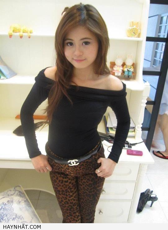 Hot Girl Dương Châu, Xinh Đẹp Và Nóng Bỏng 13