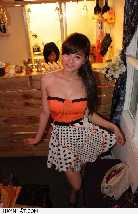 Hot Girl Dương Châu, Xinh Đẹp Và Nóng Bỏng 9