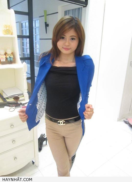Hot Girl Dương Châu, Xinh Đẹp Và Nóng Bỏng 12