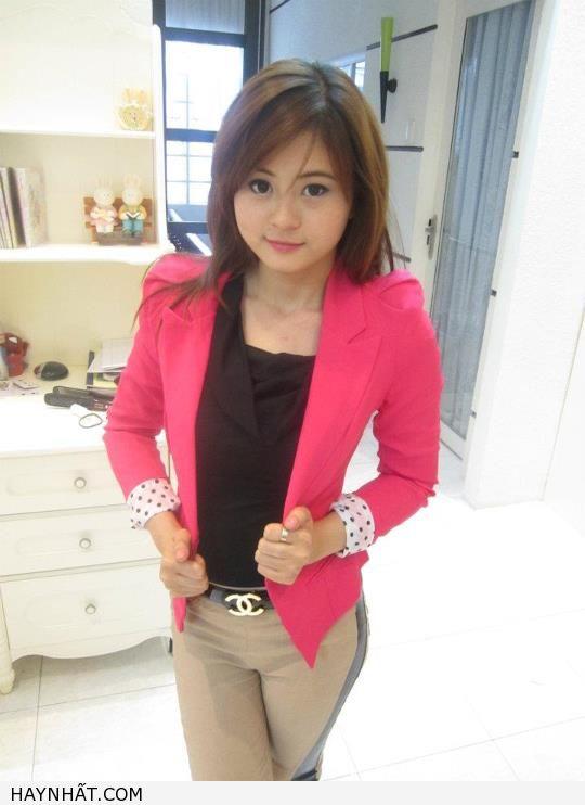 Hot Girl Dương Châu, Xinh Đẹp Và Nóng Bỏng 1