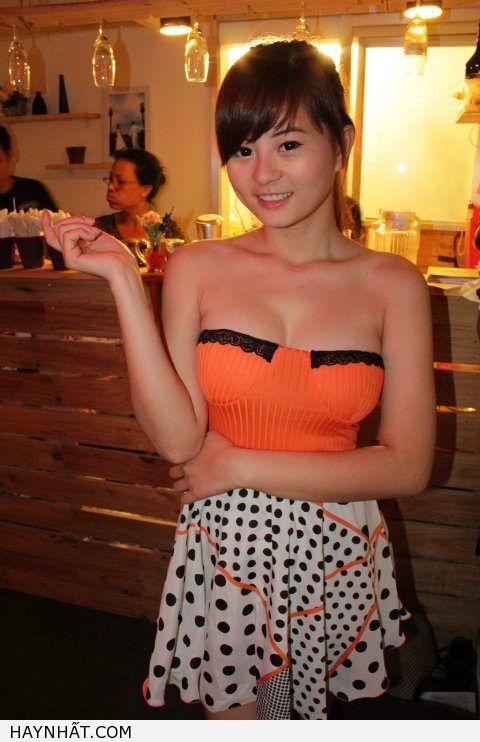 Hot Girl Dương Châu, Xinh Đẹp Và Nóng Bỏng 4