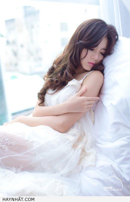 Hot Girl Xinh Đẹp Lilly Luta 1