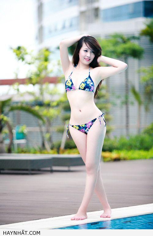 Miss Teen Thu Hà Nóng Bỏng Với Bikini 7