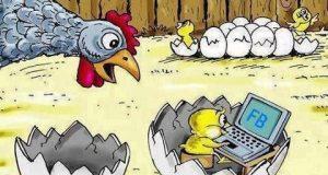 Nghiện từ trong trứng