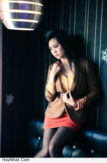 Ngắm vóc dáng của Hotgirl Hoàng Mỹ Linh 12