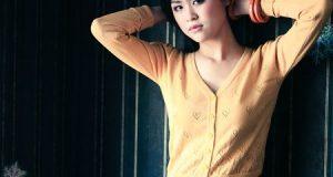 Ngắm vóc dáng của Hotgirl Hoàng Mỹ Linh
