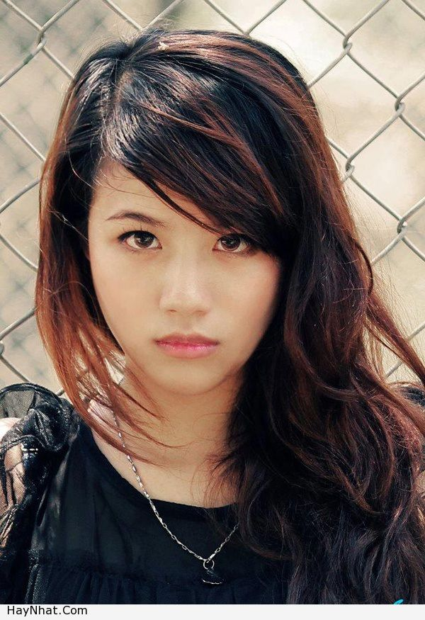 Hotgirl Linh Miu với nụ cười rạng rỡ 8