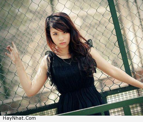 Hotgirl Linh Miu với nụ cười rạng rỡ 2