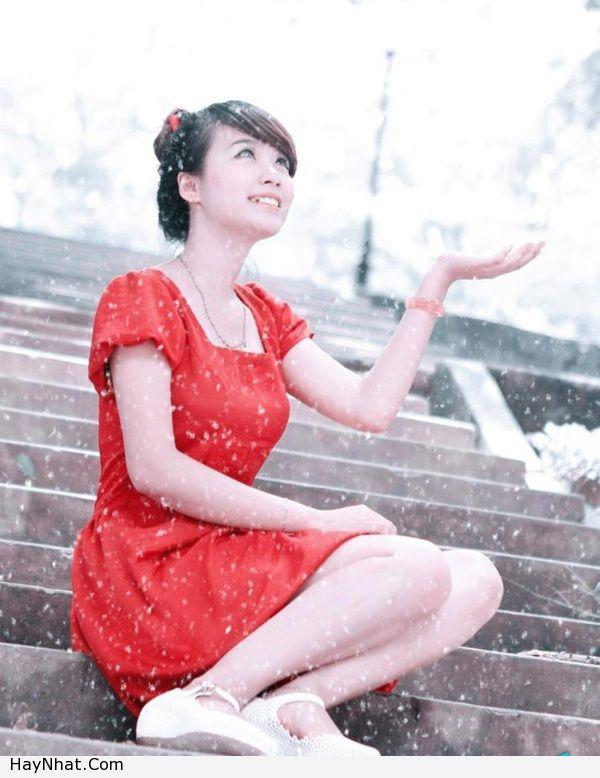 Hotgirl Linh Miu với nụ cười rạng rỡ 5