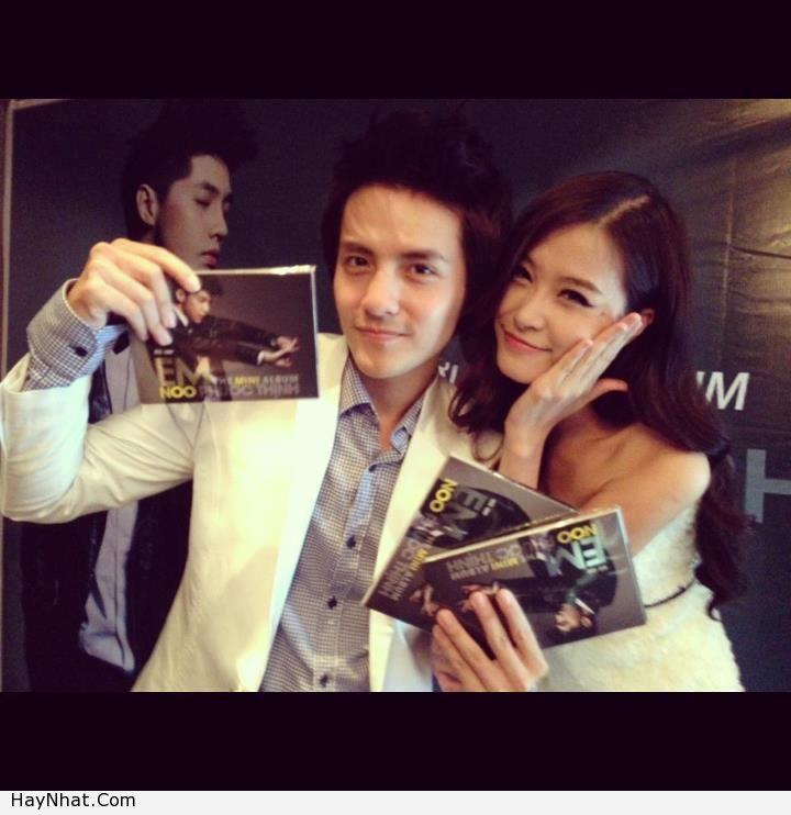 Hình ảnh cặp đôi Đông Nhi & Ông Cao Thắng 9