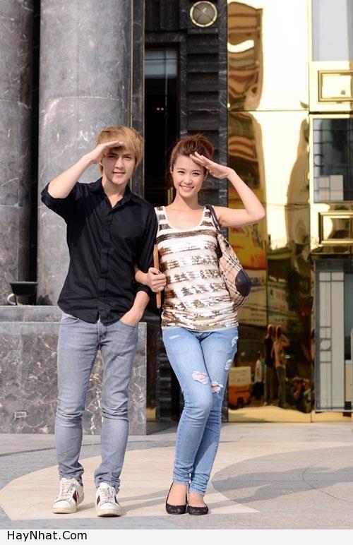 Hình ảnh cặp đôi Đông Nhi & Ông Cao Thắng 7