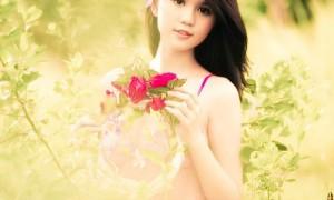 Rửa mắt với Album ảnh Ngọc Trinh Bikini (1)