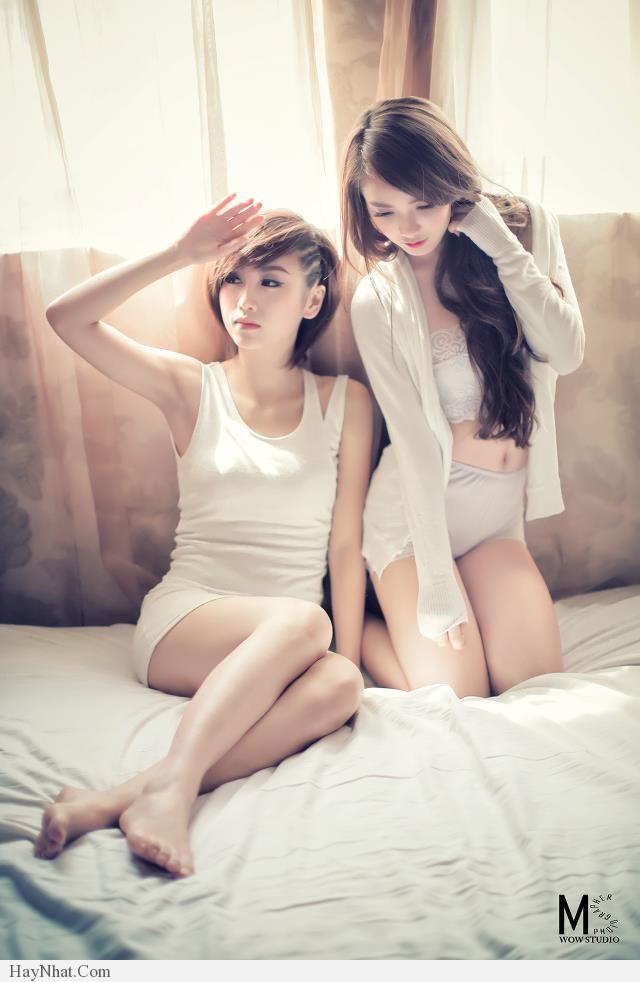 Album Linh Napie & Quỳnh Nhi 9