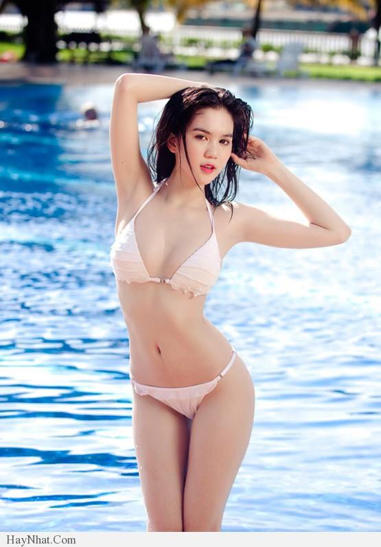 Rửa mắt với Album ảnh Ngọc Trinh Bikini (2) 8