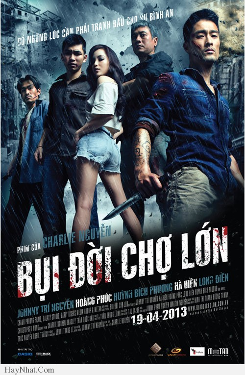 Phim bui doi Cho Lon full 2013