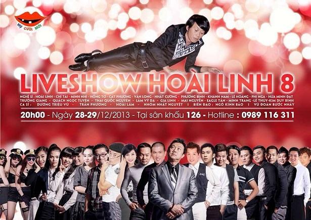 liveshow hoai linh 8 lieu com gap mam
