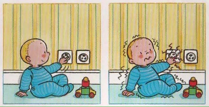 Cảnh báo những mối nguy xung quanh trẻ nhỏ 1