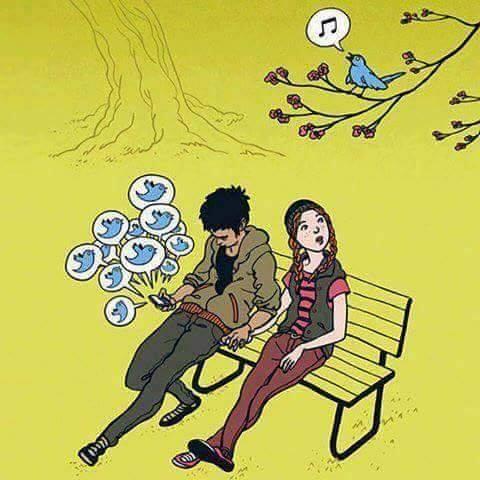 Thực trạng cuộc sống hiện đại 11