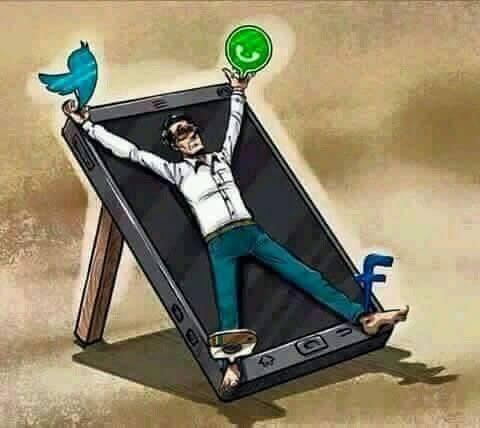 Thực trạng cuộc sống hiện đại 7