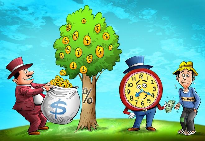 Giá mà tiền biết xoạc nhau