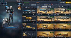 Cho acc Truy Kích VIP miễn phí mới nhất có AK, M4A1 Legend
