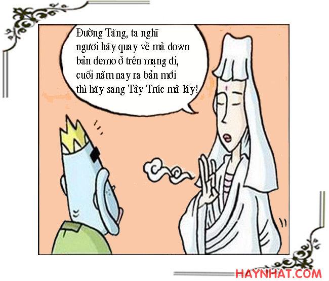 Tây du ký, Tây Du Ký Hài, Tôn Ngộ Không,CUỐI NĂM ĐI TIẾP