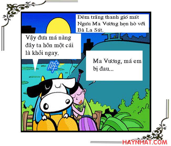 Tây Du Ký hài (15): BÀ LA SÁT HẸN HÒ