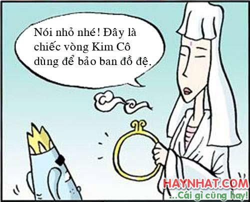 Tây Du Ký Hài (24): Vòng Kim Cô 9999
