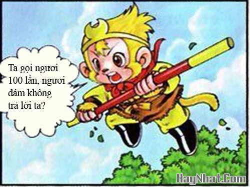 Tây Du Ký Hài ,(32),Hồ lô diệt quái,tay du ky, ton ngo khong